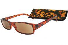 Tortoise Reading Sunglasses/