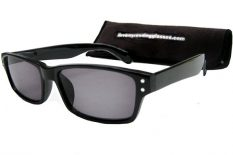 wayfarer style reading sunglasses