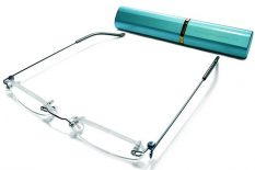 Rimless – Turquoise - Reading Glasses
